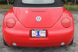2004 Volkswagen New Beetle GLS Hollywood, Florida 28