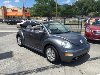 2004 Volkswagen New Beetle GLS Turbo Knoxville , Tennessee 2