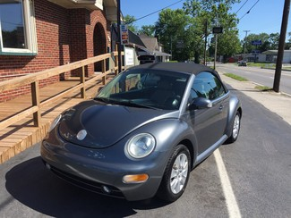2004 Volkswagen New Beetle GLS Turbo Knoxville , Tennessee 48