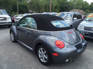 2004 Volkswagen New Beetle GLS Turbo Knoxville , Tennessee 34