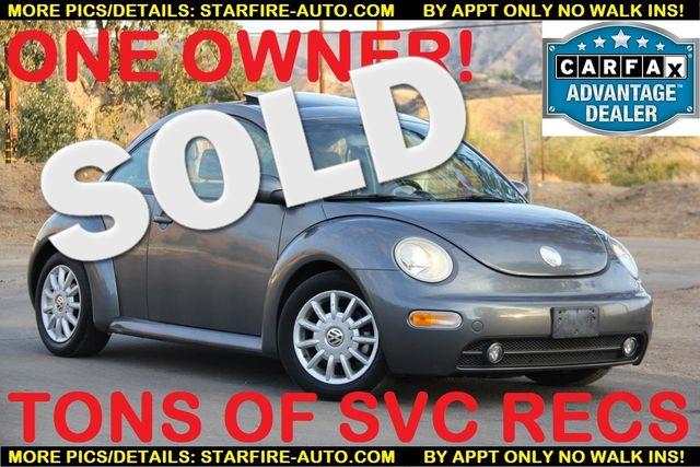 2004 Volkswagen New Beetle GLS Santa Clarita, CA 0