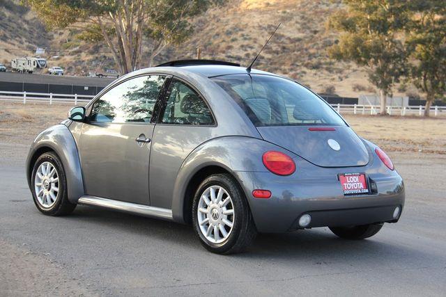 2004 Volkswagen New Beetle GLS Santa Clarita, CA 5