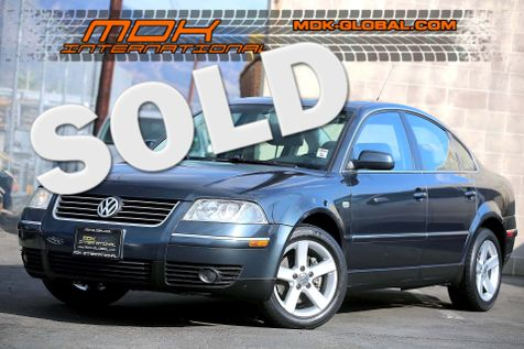 2004 Volkswagen Passat GLX - V6 - Leather - Sunroof in Los Angeles
