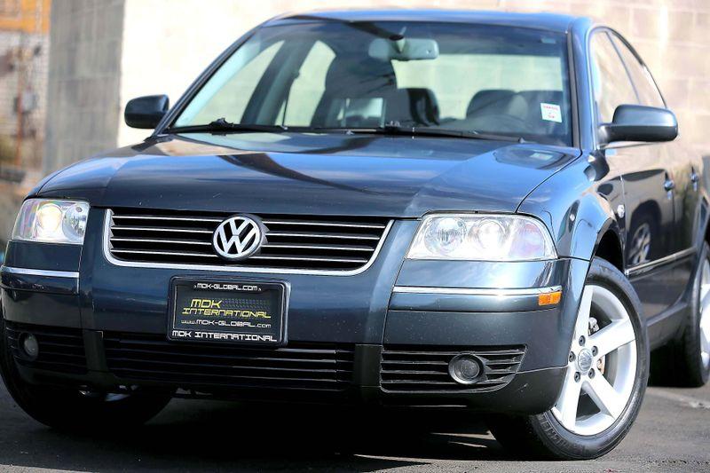 2004 Volkswagen Passat GLX - V6 - Leather - Sunroof  city California  MDK International  in Los Angeles, California