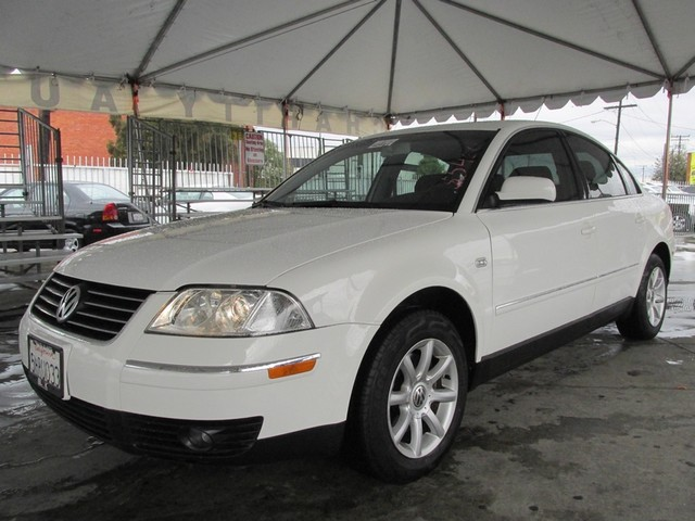2004 Volkswagen Passat GLS Please call or e-mail to check availability All of our vehicles are a