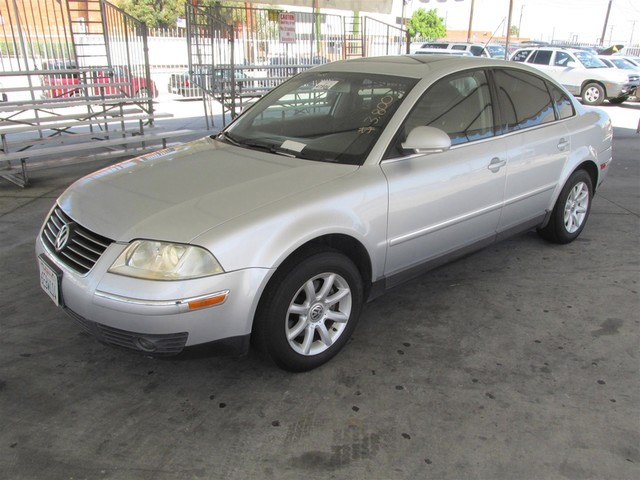 2004 Volkswagen Passat GLS Please call or e-mail to check availability All of our vehicles are
