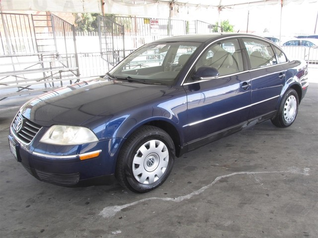 2004 Volkswagen Passat GL Please call or e-mail to check availability All of our vehicles are a