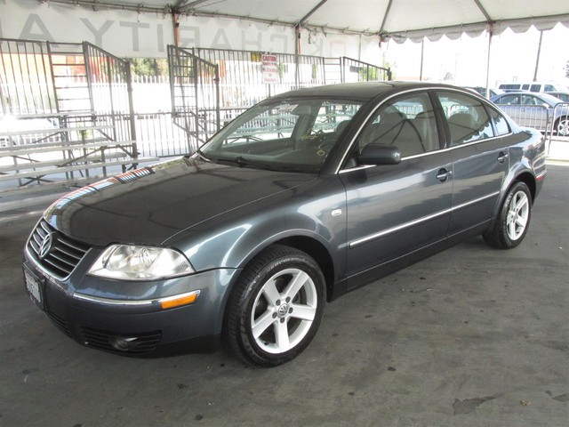 2004 Volkswagen Passat GLX Please call or e-mail to check availability All of our vehicles are