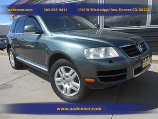 2004 Volkswagen Touareg AWD | Denver, CO | AA Automotive of Denver in Denver, Littleton, Englewood, Aurora, Lakewood, Morrison, Brighton, Fort Lupton, Longmont, Montbello, Commerece City CO