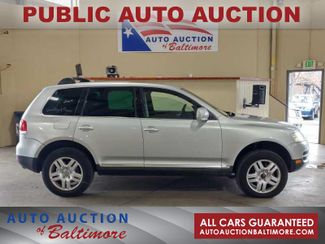 2004 Volkswagen Touareg  | JOPPA, MD | Auto Auction of Baltimore  in Joppa MD