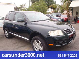 2004 Volkswagen Touareg Lake Worth , Florida 2