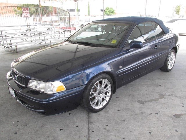 2004 Volvo C70 Please call or e-mail to check availability All of our vehicles are available fo