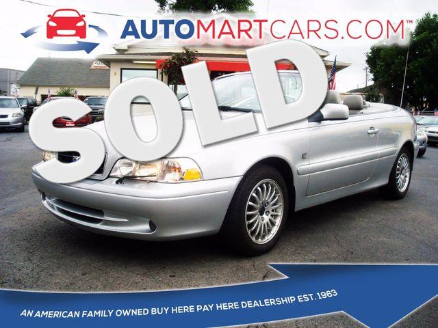 2004 Volvo C70  | Nashville, Tennessee | Auto Mart Used Cars Inc. in Nashville Tennessee