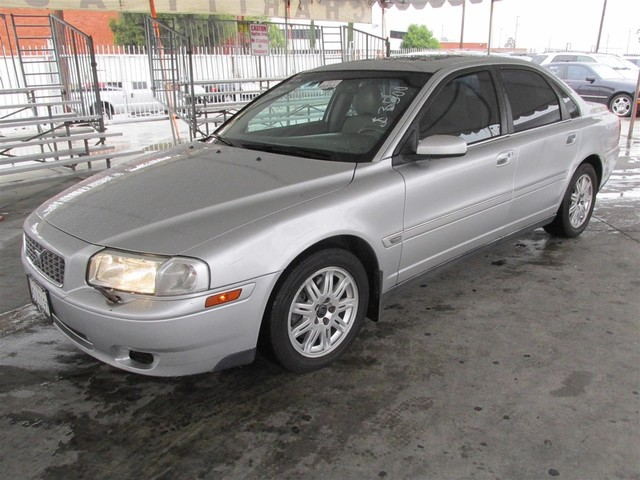 2004 Volvo S80 This particular vehicle has a SALVAGE title This particular vehicle True Mileage i