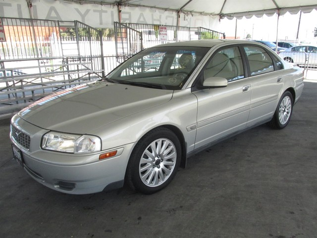 2004 Volvo S80 Please call or e-mail to check availability All of our vehicles are available fo
