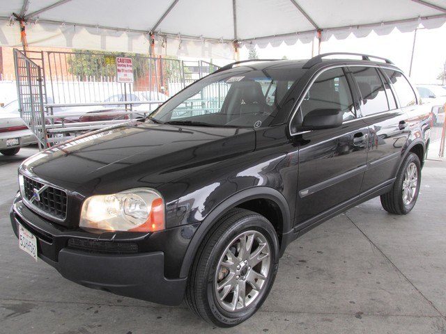 2004 Volvo XC90 Please call or e-mail to check availability All of our vehicles are available fo