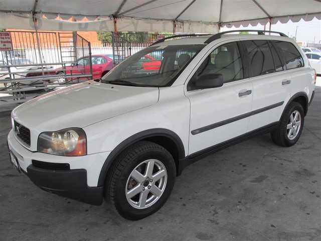 2004 Volvo XC90 This particular Vehicle comes with 3rd Row Seat Please call or e-mail to check av