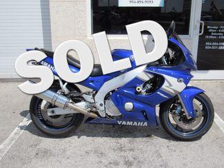 2004 Yamaha YZF600R Dania Beach, Florida