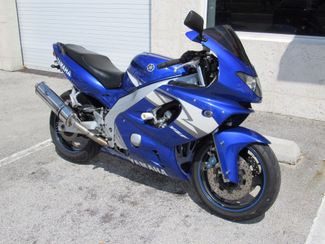 2004 Yamaha YZF600R Dania Beach, Florida 1