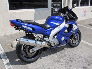 2004 Yamaha YZF600R Dania Beach, Florida 6
