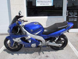 2004 Yamaha YZF600R Dania Beach, Florida 7