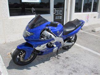 2004 Yamaha YZF600R Dania Beach, Florida 8