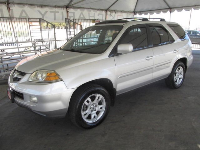 2005 Acura MDX Touring This particular Vehicles true mileage is unknown TMU Please call or e-m