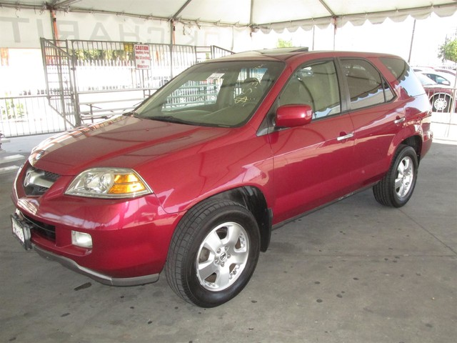 2005 Acura MDX This particular Vehicle comes with 3rd Row Seat Please call or e-mail to check ava