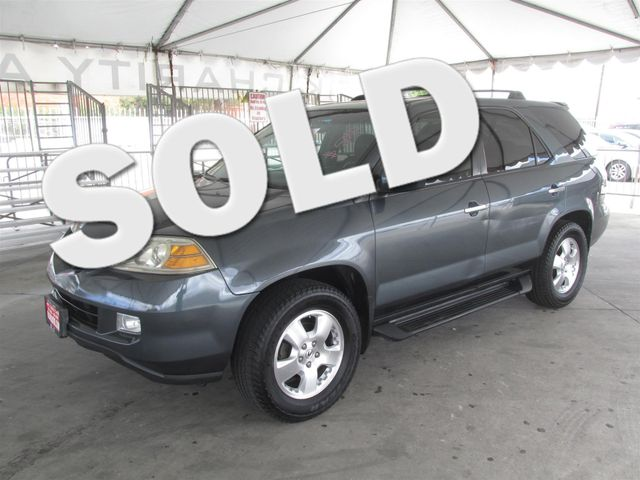 2005 Acura MDX This particular vehicle has a SALVAGE title Please call or email to check availabi