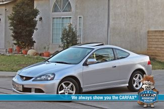 2005 Acura RSX SPORT 2D HATCHBACK AUTOMATIC ONLY 74K ORIGINAL MLS SERVICE RECORDS NEW TIRES Woodland Hills, CA