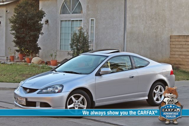 2005 Acura RSX SPORT 2D HATCHBACK AUTOMATIC ONLY 74K ORIGINAL MLS SERVICE RECORDS NEW TIRES Woodland Hills, CA 0