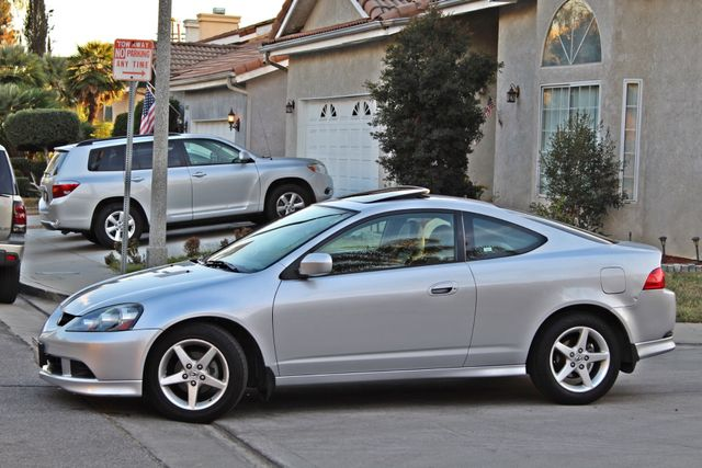 2005 Acura RSX SPORT 2D HATCHBACK AUTOMATIC ONLY 74K ORIGINAL MLS SERVICE RECORDS NEW TIRES Woodland Hills, CA 2