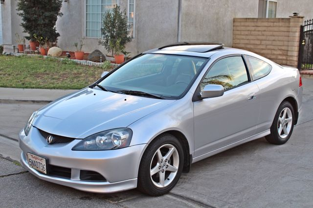 2005 Acura RSX SPORT 2D HATCHBACK AUTOMATIC ONLY 74K ORIGINAL MLS SERVICE RECORDS NEW TIRES Woodland Hills, CA 23