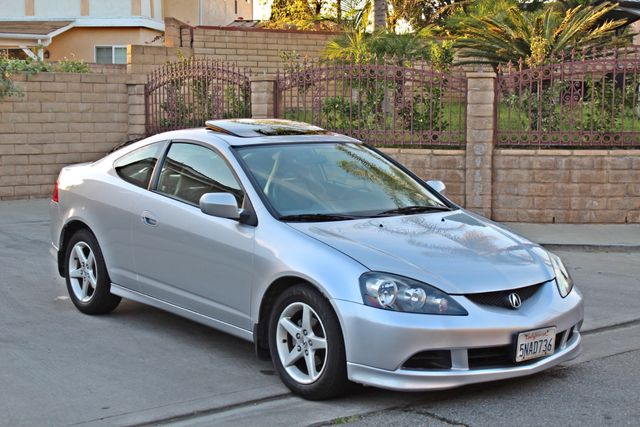 2005 Acura RSX SPORT 2D HATCHBACK AUTOMATIC ONLY 74K ORIGINAL MLS SERVICE RECORDS NEW TIRES Woodland Hills, CA 22