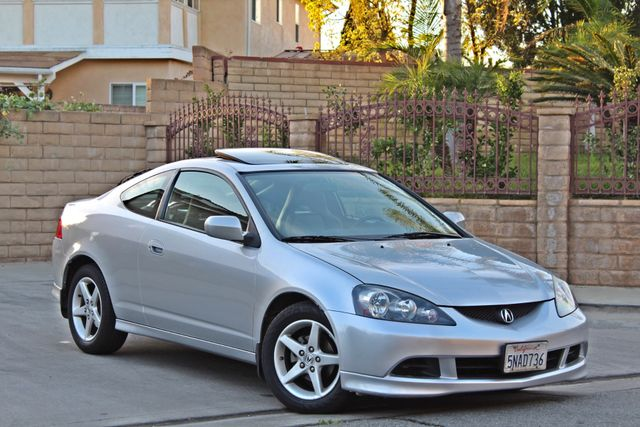 2005 Acura RSX SPORT 2D HATCHBACK AUTOMATIC ONLY 74K ORIGINAL MLS SERVICE RECORDS NEW TIRES Woodland Hills, CA 21