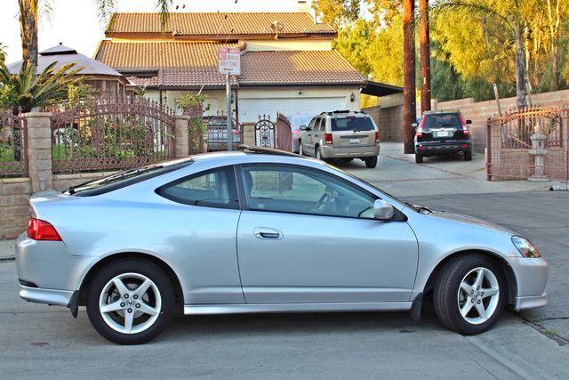 2005 Acura RSX SPORT 2D HATCHBACK AUTOMATIC ONLY 74K ORIGINAL MLS SERVICE RECORDS NEW TIRES Woodland Hills, CA 7