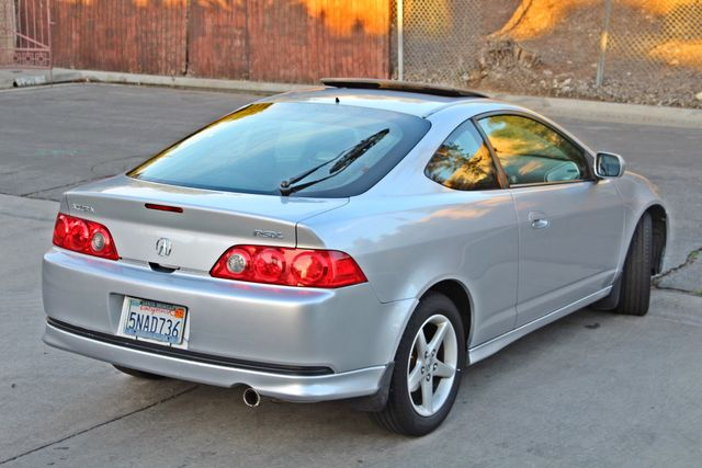 2005 Acura RSX SPORT 2D HATCHBACK AUTOMATIC ONLY 74K ORIGINAL MLS SERVICE RECORDS NEW TIRES Woodland Hills, CA 6