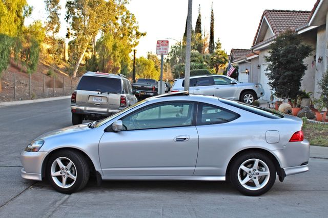 2005 Acura RSX SPORT 2D HATCHBACK AUTOMATIC ONLY 74K ORIGINAL MLS SERVICE RECORDS NEW TIRES Woodland Hills, CA 3