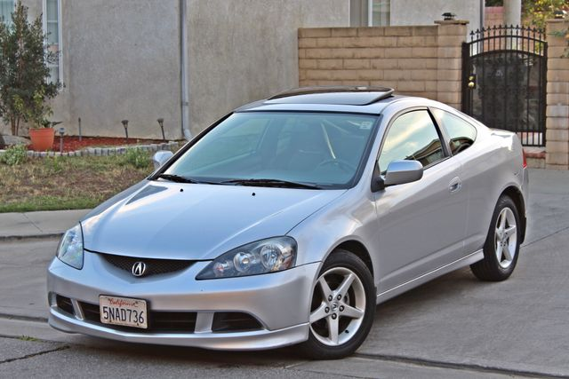 2005 Acura RSX SPORT 2D HATCHBACK AUTOMATIC ONLY 74K ORIGINAL MLS SERVICE RECORDS NEW TIRES Woodland Hills, CA 11