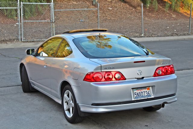2005 Acura RSX SPORT 2D HATCHBACK AUTOMATIC ONLY 74K ORIGINAL MLS SERVICE RECORDS NEW TIRES Woodland Hills, CA 4