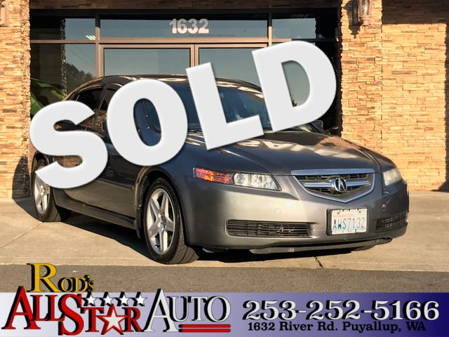 2005 Acura TL The CARFAX Buy Back Guarantee that comes with this vehicle means that you can buy wi