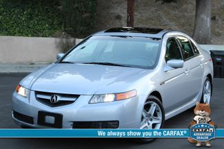 2005 Acura TL SEDAN ONLY 65K MLS NAVIGATION XENON MANUAL NEW TIRES SERVICE RECORDS! Woodland Hills, CA