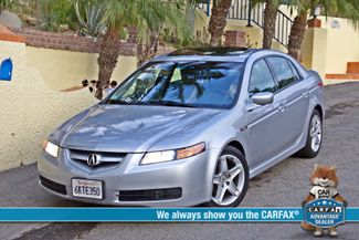 2005 Acura TL SEDAN ONLY 73K MLS NAVIGATION XENON 1-OWNER SERVICE RECORDS SUNROOF LEATHER Woodland Hills, CA