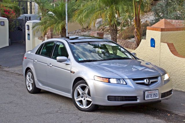 2005 Acura TL SEDAN ONLY 73K MLS NAVIGATION XENON 1-OWNER SERVICE RECORDS SUNROOF LEATHER Woodland Hills, CA 6