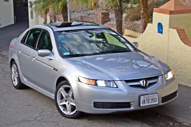 2005 Acura TL SEDAN ONLY 73K MLS NAVIGATION XENON 1-OWNER SERVICE RECORDS SUNROOF LEATHER Woodland Hills, CA 28