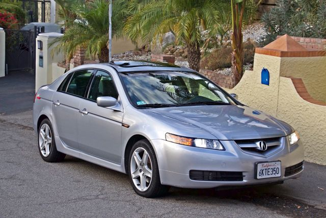 2005 Acura TL SEDAN ONLY 73K MLS NAVIGATION XENON 1-OWNER SERVICE RECORDS SUNROOF LEATHER Woodland Hills, CA 30