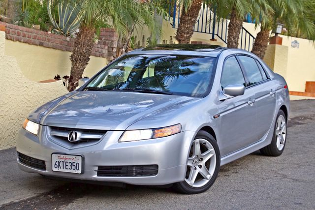 2005 Acura TL SEDAN ONLY 73K MLS NAVIGATION XENON 1-OWNER SERVICE RECORDS SUNROOF LEATHER Woodland Hills, CA 29