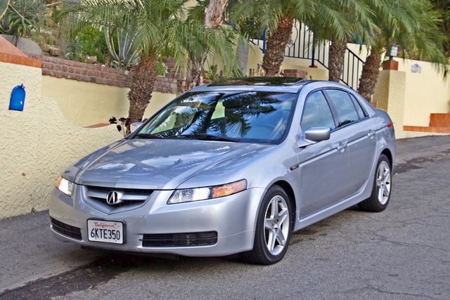 2005 Acura TL SEDAN ONLY 73K MLS NAVIGATION XENON 1-OWNER SERVICE RECORDS SUNROOF LEATHER Woodland Hills, CA 31