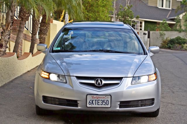 2005 Acura TL SEDAN ONLY 73K MLS NAVIGATION XENON 1-OWNER SERVICE RECORDS SUNROOF LEATHER Woodland Hills, CA 3