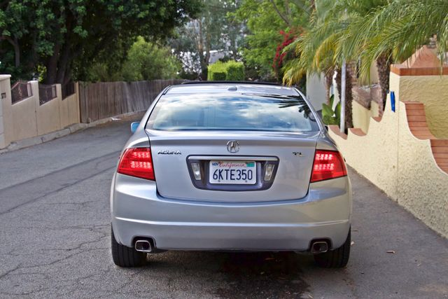 2005 Acura TL SEDAN ONLY 73K MLS NAVIGATION XENON 1-OWNER SERVICE RECORDS SUNROOF LEATHER Woodland Hills, CA 9